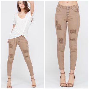Denim - Cocoa Butter Jeans